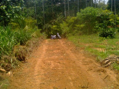 Residential plot for sale at Sultan Bathery, Wayanad