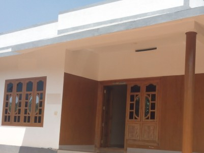 700Sqft 2bhk Semi furnished new house on 3cent land for sale at Sulthan Bathery,Wayanad