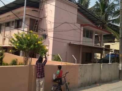 2300 Sq Ft 4 BHK House for sale at Thevara, Ernakulam