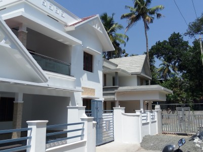 2000 Sq Ft 3 BHK Semi Furnished House for sale at Kidangoor, Angamaly, Ernakulam