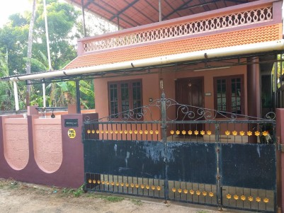Residential house for sale at Puthurkkara, Ayyanthole, Thrissur