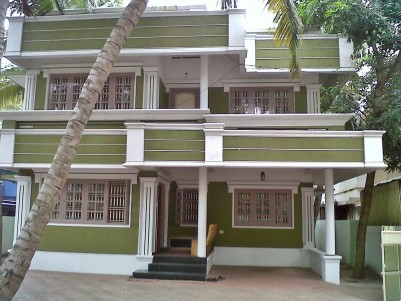 4 BHK House for rent at Eanchakkal, Trivandrum