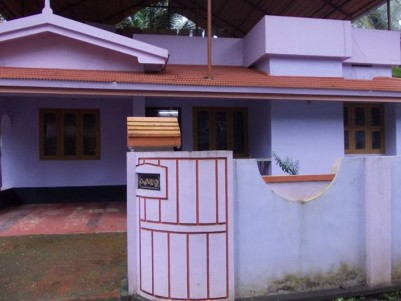 Independent house for sale Near K.A.U Campus, Mannuthy, Thrissur