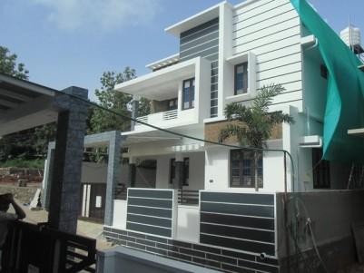1700 Sq Ft 3 BHK New House  for sale Near Aluva Town, Ernakulam