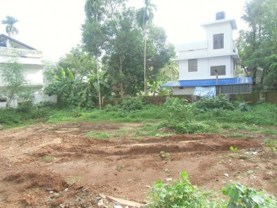 3 Cents of land with 2 BHK house for sale Near Aluva Town, Ernakulam