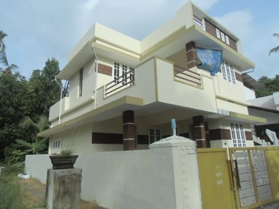 1600 Sq Ft Double storied house for sale Near Aluva Town, Ernakulam