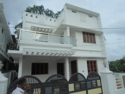 Fully Furnished House for sale Near Aluva Town, Ernakulam