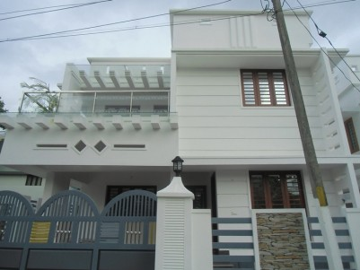 2000 Sq Ft Semi Furnished House for sale Near Aluva Town, Ernakulam