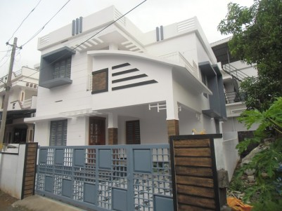 1550 Sq Ft 3 BHK New House For sale Near Aluva Town, Ernakulam