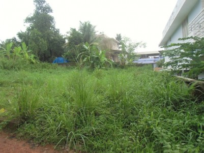10 Cents of Residential plot for sale Near Aluva Town, Ernakulam