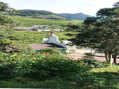 Commercial Land for Sale at Suryanelli Town, Munnar.