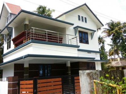 Double Storied House for sale at Koonammavu, Ernakulam