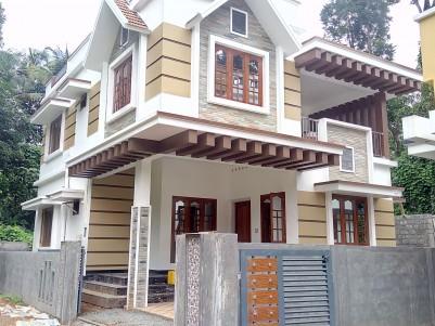 1550 Sq Ft 3 BHK Semi Furnished House for sale at Kizhakkambalam, Kakkanad, Ernakulam