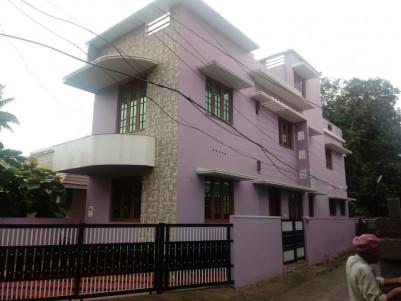 1600 Sq Ft 3 BHK Double Storied House for sale Near Lulu Mall, Edappally, Ernakulam