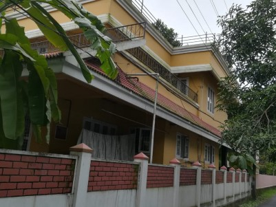 4 BHK Independent House for Sale at Thripunithura, Ernakulam.