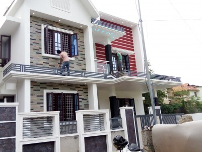 1950 Sq Ft 4 BHK Semi Furnished House for sale at Kangarappady, Kakkanad, Ernakulam