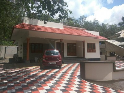 1350 Sqft House for Sale at Ponkunnam, Kottayam
