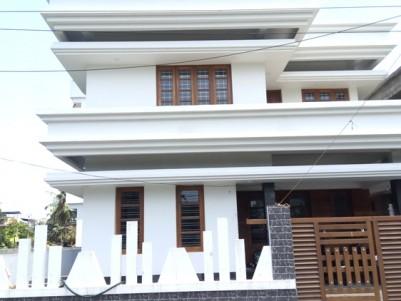 2000 Sq ft 3 Bhk On 4 cent  House for Sale at Kakkanad Civil Station, Ernakulam.
