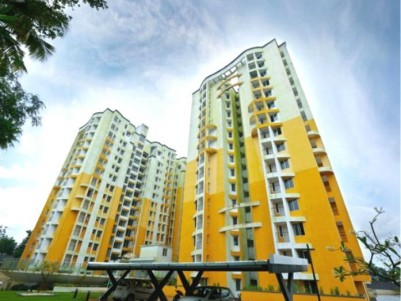 Luxury 3BHK at Deshom, Aluva beside NH47 for SALE : 5-Star CRISIL rating