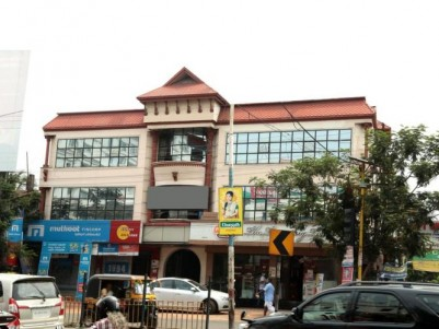 9300 Sqft NH Frontage Commercial Building for Sale at Athani Junction Near Cochin Airport