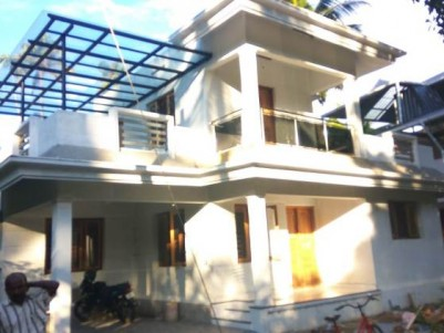 1700 Sq Ft 3 BHK on 6 Cent House for Sale at Kannangulangara, Paravoor.