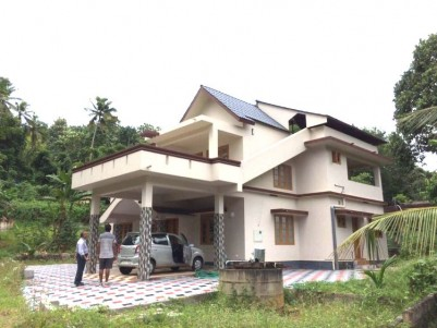 3200 Sq.Ft 5 BHK New House For Sale at Bishop House, Nannovakad, Pathanamthitta.