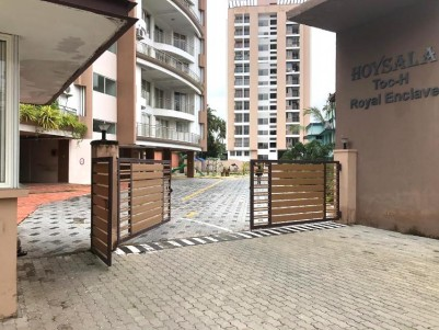 2400 Sq Ft 3 BHK Apartment For Sale At Edapally, Ernakulam.