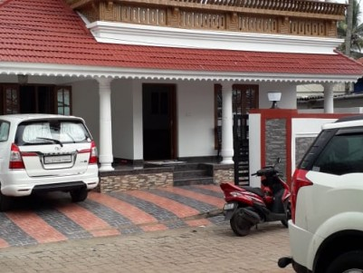 Fully Furnished House For Sale At Aluva Town.