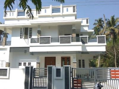 3 BHK New House For Sale At Kunammavu, Ernakulam.