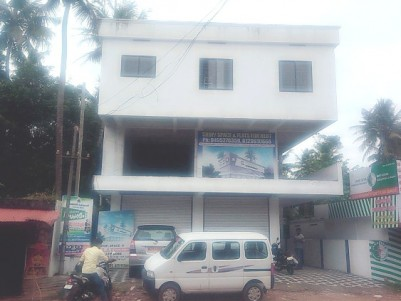 1500 Sq Ft Commercial Space for Rent at Vembayam, Trivandrum.