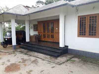 3 BHK House for Sale at Poothaly, Munnar.