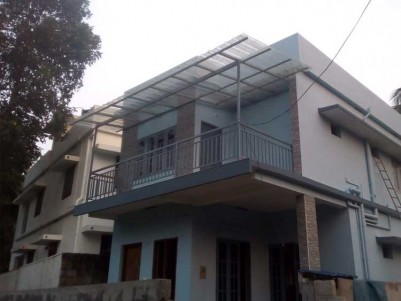 3 BHK New House for Sale at Eroor, Vytila.