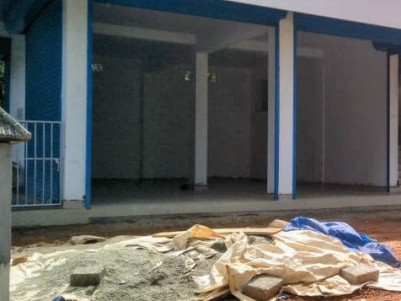 1300 Sqft Commercial Space for Sale at Vempally, Kottayam