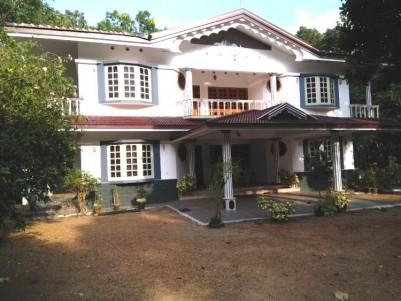 70 Cent Land with 3730 Sqft  Villa for Sale at Pizhaku, Kottayam