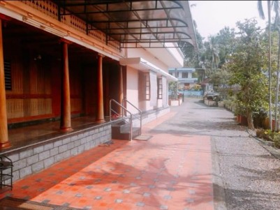 75 Cents Land with Fully Renovated Heritage Home in the heart of Palai Town is for sale