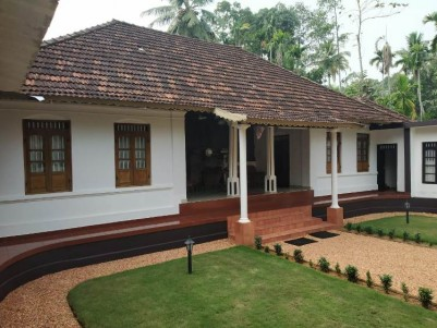 Diamond Category, Running Family Home-Stay in 95Cents  for Sale at  Kumarakom, Kottayam.
