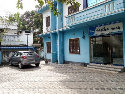 Semi Furished 2 BHK 900 Sq. ft Apartment for Sale at Guruvayoor, Thrissur.