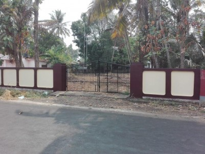 Residential Plot for Sale at Changanassery, Kottayam.