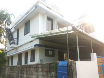 1520 Sq.ft 3BHK House on 3.750 Cents of Land for Sale at Edappally, Ernakulam.
