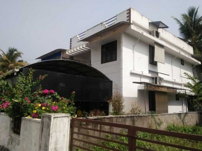 3300 Sq.ft 5 BHK House on 13 Cents of Land for Sale at Thrissur.