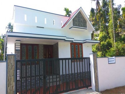 700 Sq.ft 2 BHK House on 3 Cents of Land for Sale at Varappuzha, Ernakulam.