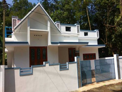 740 Sq.ft 2 BHK House on 3 Cents of Land for Sale at Varappuzha, Ernakulam.