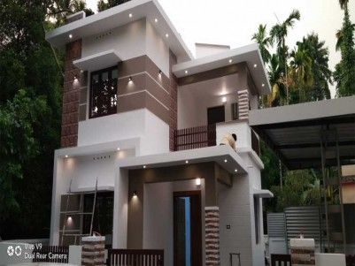 1550 Sq.ft 3 BHK House on 5.6 Cents of Land for Sale at Near Airport, Ernakulam.