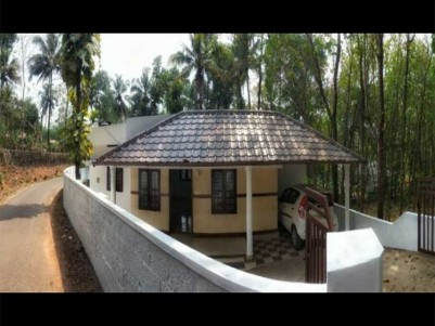 900 Sq.ft 2 BHK House on 6 Cents of Land for Sale at Kizhakambalam, Kakkanad, Ernakulam.