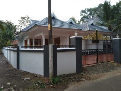 2000 Sq.ft 3 BHK House On 10 Cents of Land for Sale at Pala, Kottayam.