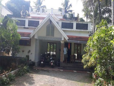 4 BHK House for Sale at Perumbavoor, Ernakulam.