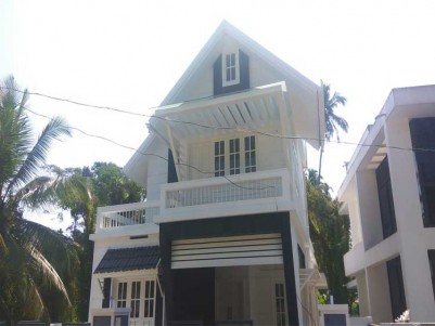 3 BHK Independent House for Sale at North Paravur, Ernakulam.