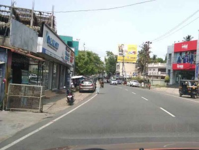 COMMERCIAL LAND FOR SALE AT  PALAKKAD TOWN