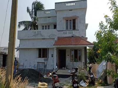 4 BHK New House for Sale at Kallepully, Palakkad.