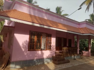 3 BHK House for Sale At Parassala, Thiruvananthapuram